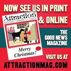 Attraction Magazine