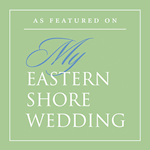 Featured on My Eastern Shore Wedding Website